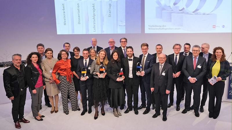 Wissenschaftspreis Verleihung 2020